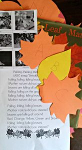 We went over our letters, spelled out Leaf Man, made our own leaf man, and more with this fun little exploration of the book Leaf Man. Come learn and explore with us!
