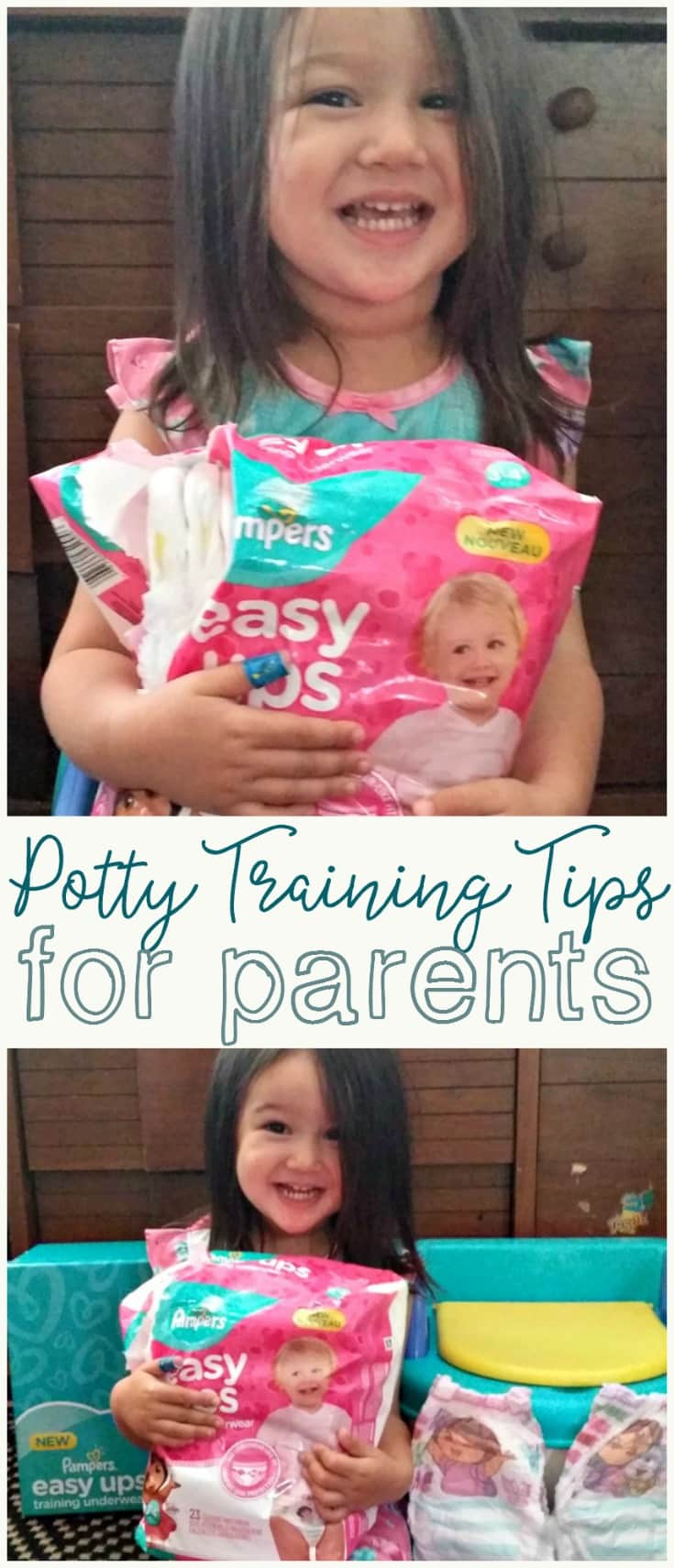 Have you started potty training yet? Try some of these tips especially for potty training your toddler.