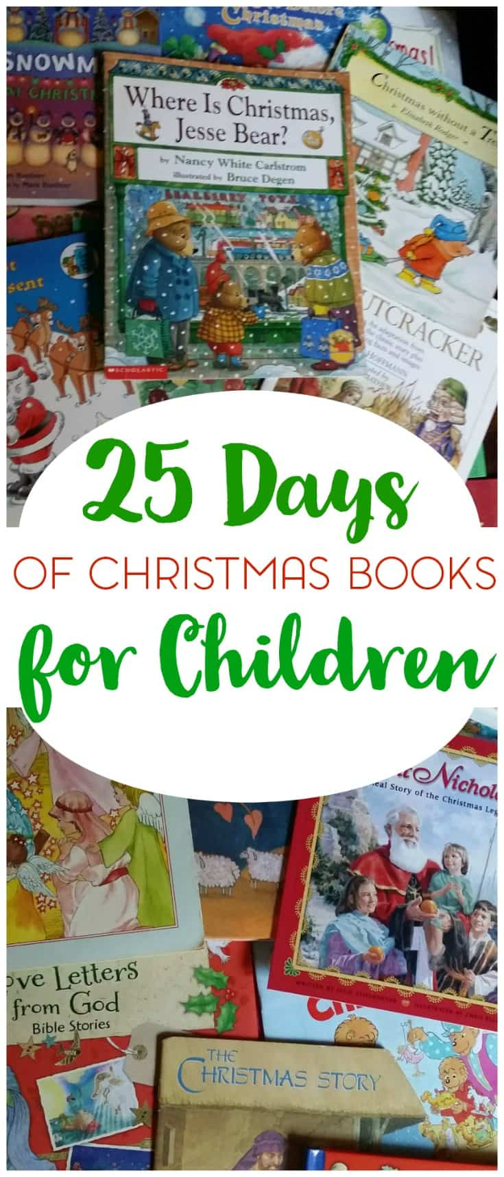 We are counting down until Christmas! Featuring 25 days packed with Christmas books, crafts, activities, and recipes; you are sure to get into the Christmas spirit with this family friendly Christmas countdown.
