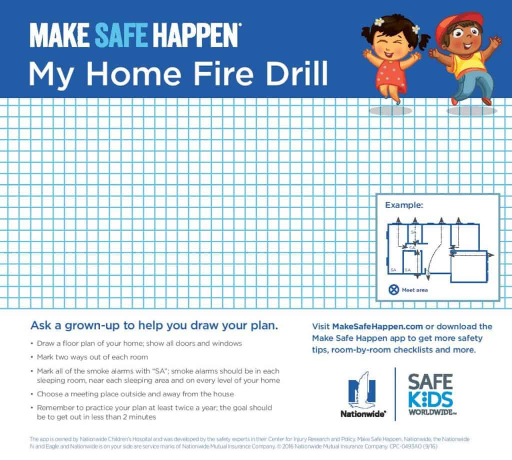 The Importance Of Practicing Fire Drills At Home