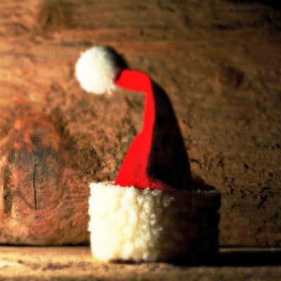 The Year That I Made Santa Claus Cry