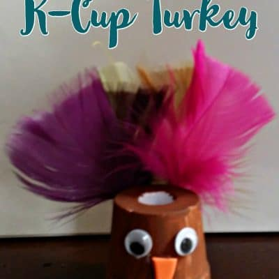 How to Make a K-Cup Turkey for Thanksgiving