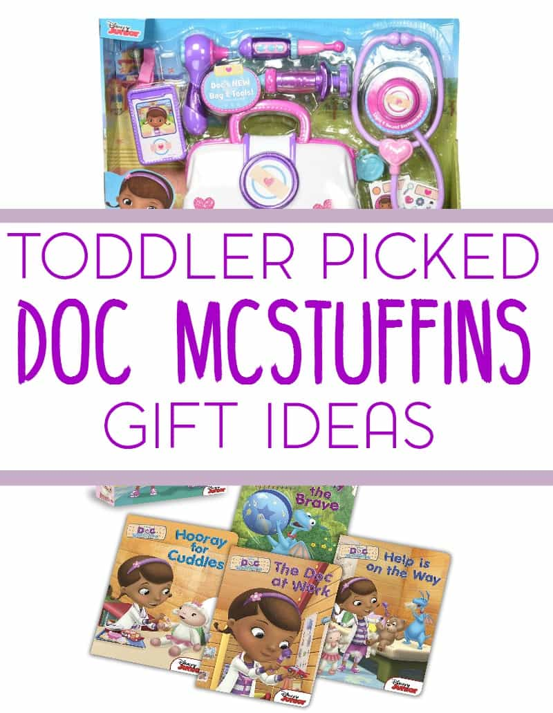 The Handpicked Doc McStuffins Gift Idea Guide