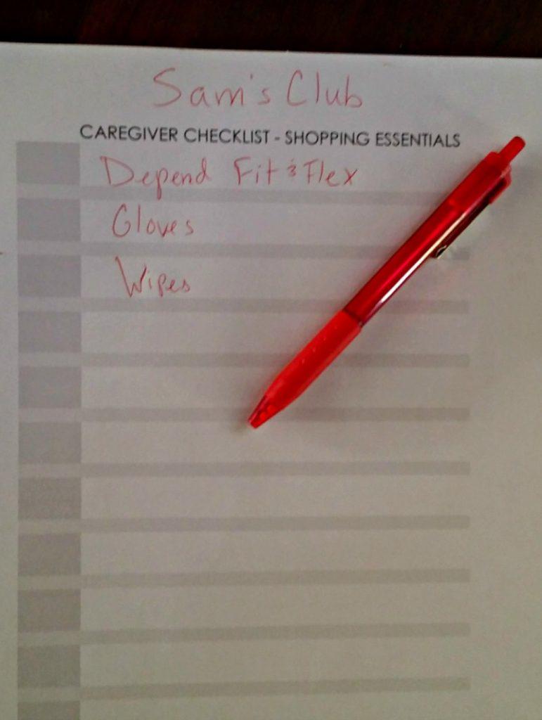 shopping-essentials-checklist