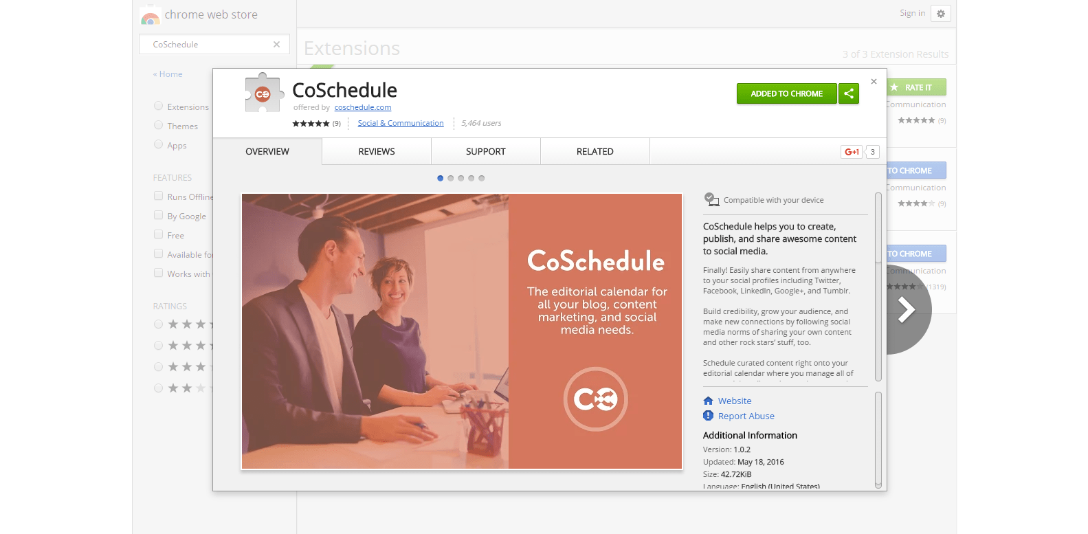 coschedule-chrome-web-store
