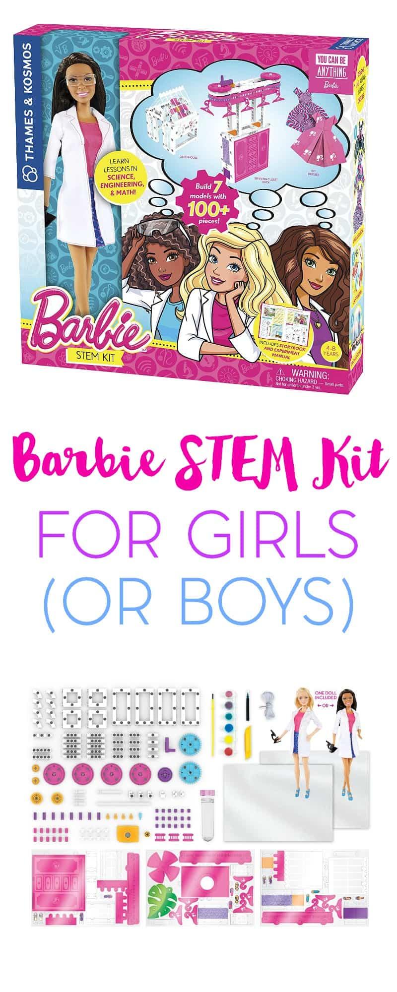 barbie-stem-kit-for-girls-or-boys