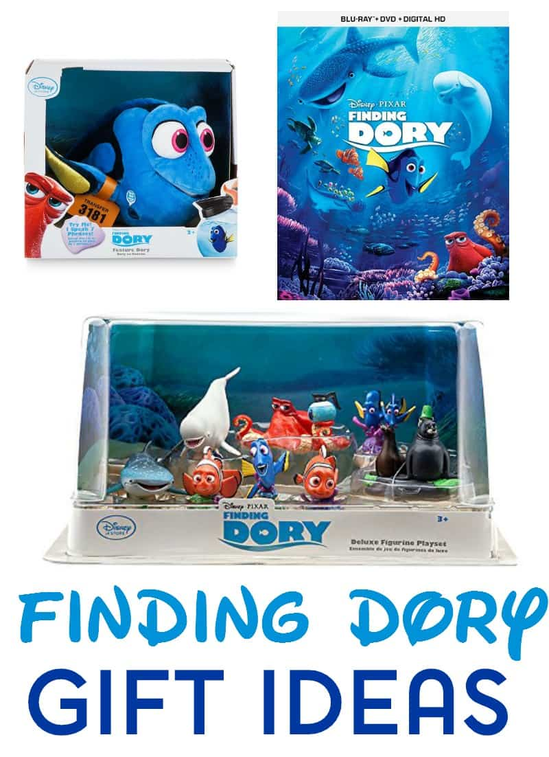Finding Dory Gift Ideas for All Occasions