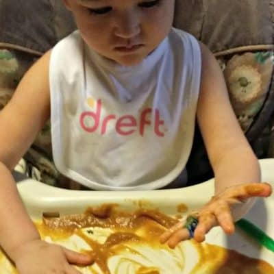 Why You Should Encourage Messy Sensory Play