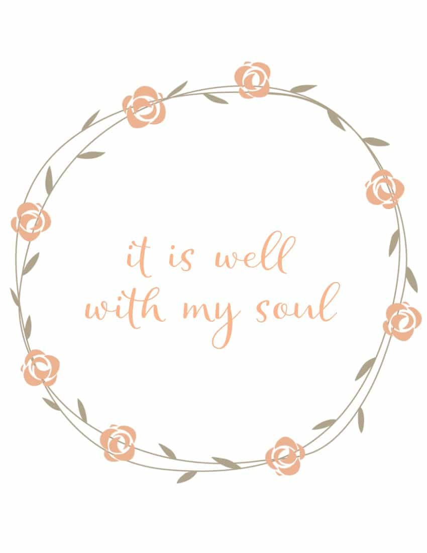it-is-well-with-my-soul-mantra
