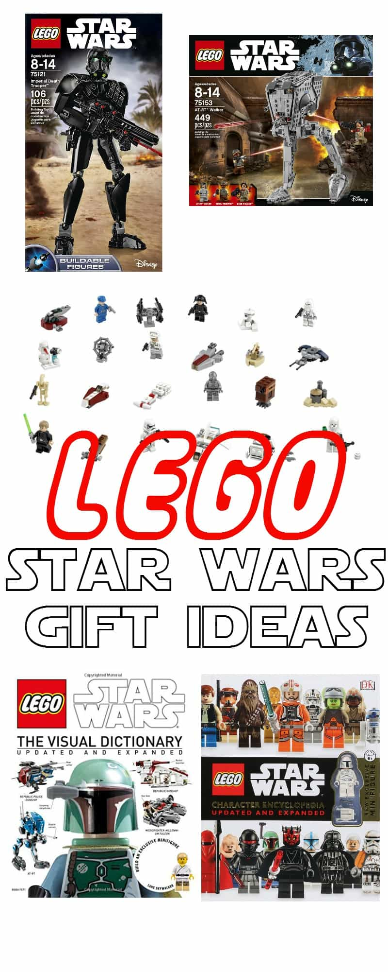 The Ultimate LEGO Star Wars Gift Guide for All Occasions