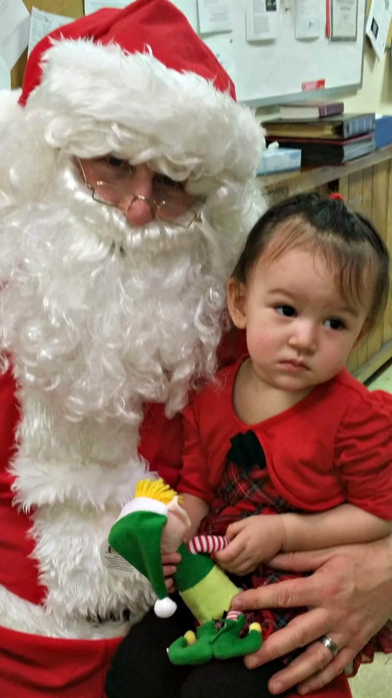 How to Introduce Your Child to the Idea of Santa Claus