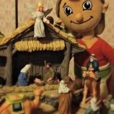 How to Introduce Toddlers to Christ at Christmas