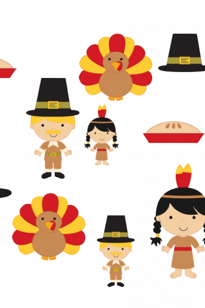 Free Printable Thanksgiving Placemats for Toddlers