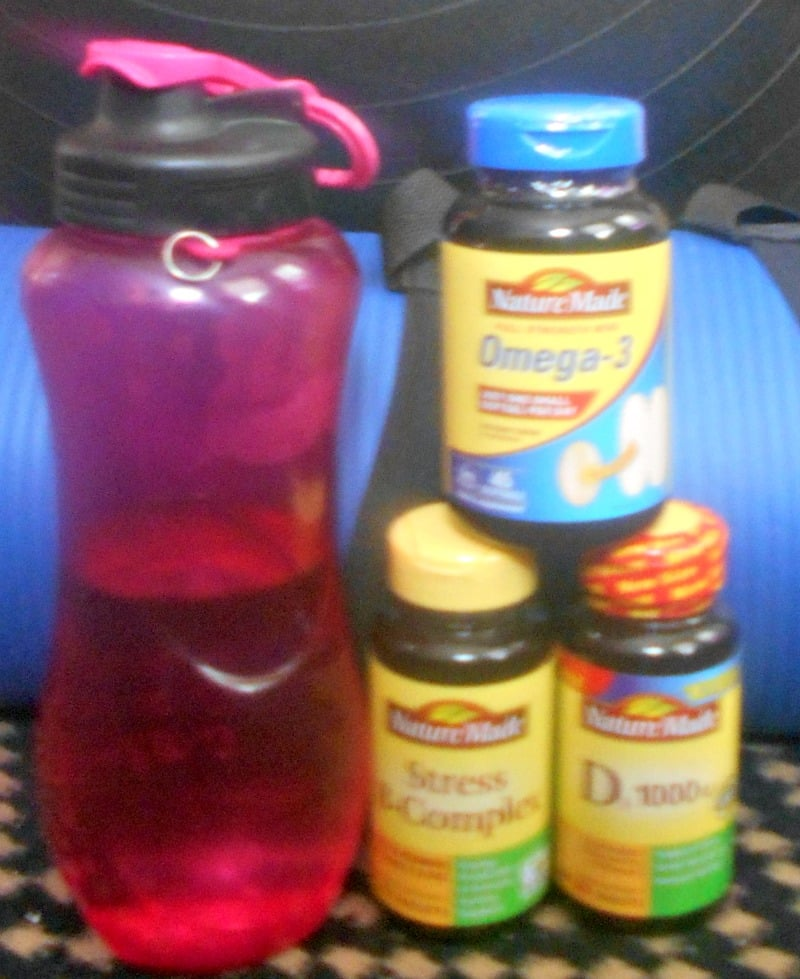 vitamins-water-and-exercise
