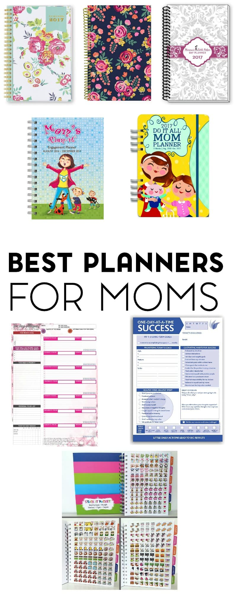 Top Picks for Planners for Moms Who Want to Get Organized 2