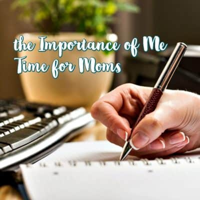 The Importance of Me Time for Work at Home Moms