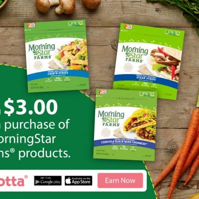 The New Year is a Great Time to Earn Money with MorningStar Farms®