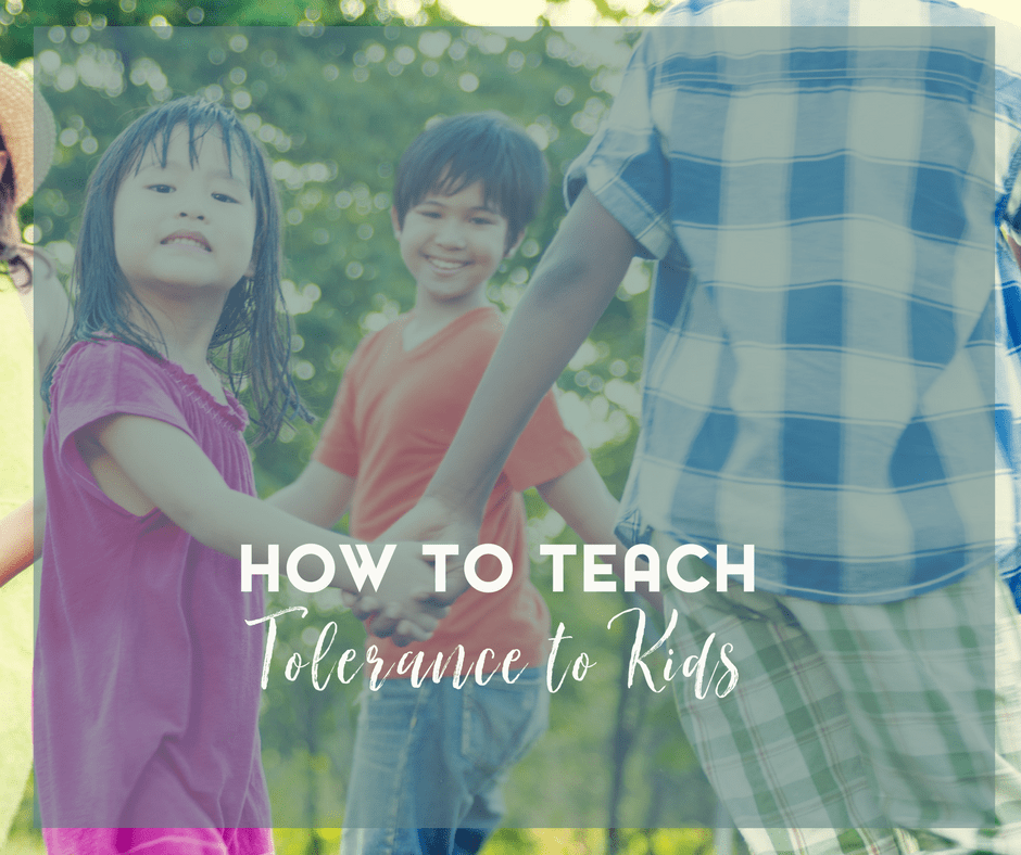 How to Teach Tolerance to Kids and Why Diversity Matters 2