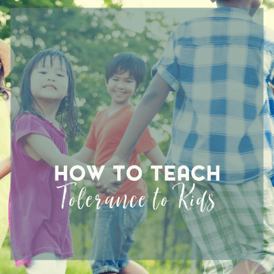 How to Teach Tolerance to Kids and Why Diversity Matters
