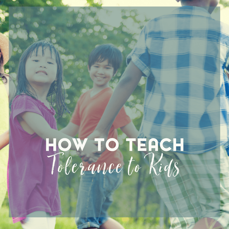 How to Teach Tolerance to Kids and Why Diversity Matters 1