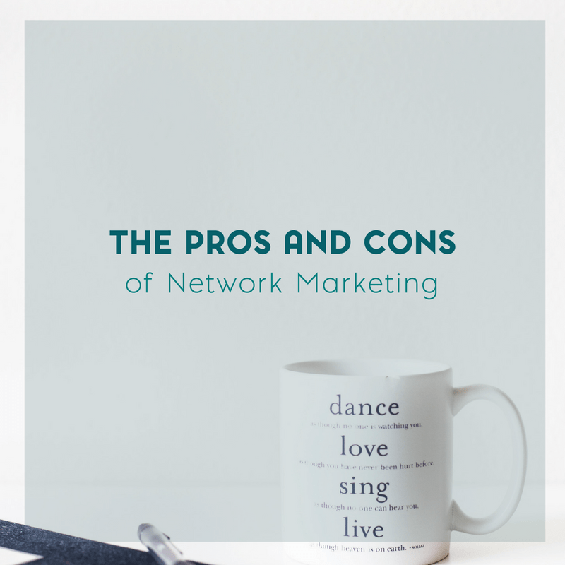 The Pros and Cons of Network Marketing for Stay at Home Moms 2
