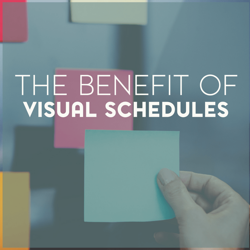 3 Meaningful Ways Autistic Children Benefit from Visual Schedules