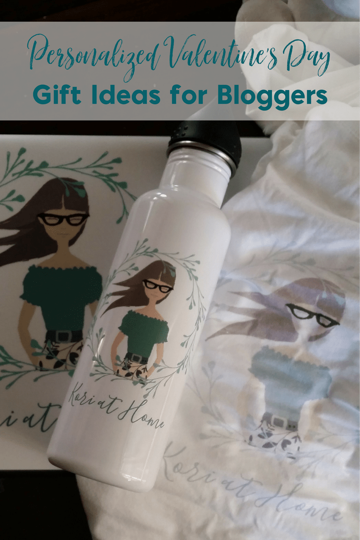 If you have a blogger or entrpeneur in your life, surprise them with a personalized gift.