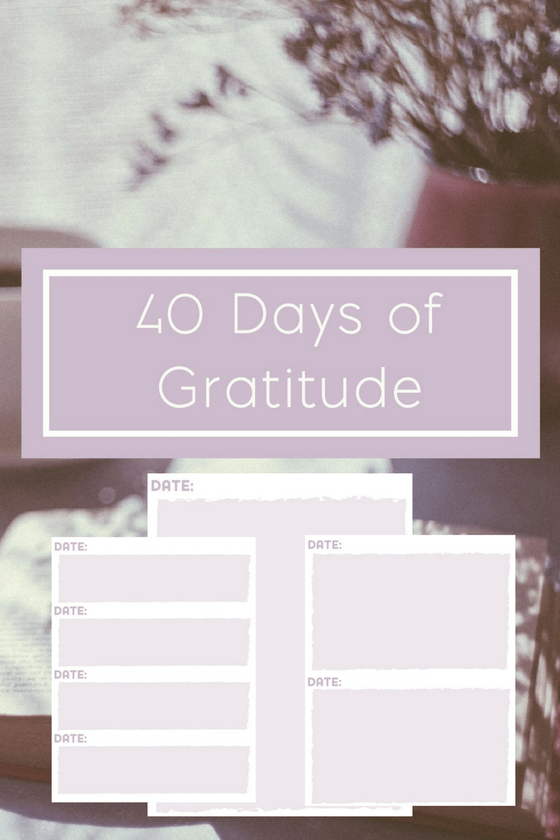 Download a free daily gratitude journal and learn 8 ways to practice daily gratitude.