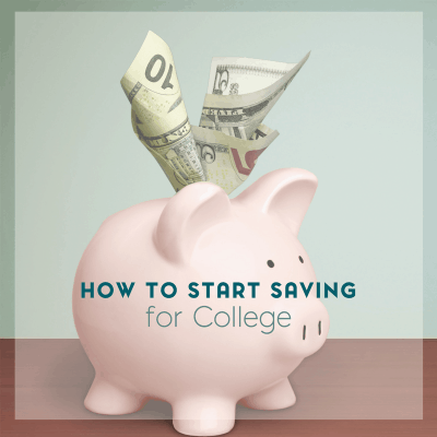 How to Start Saving For College When You're On a Budget