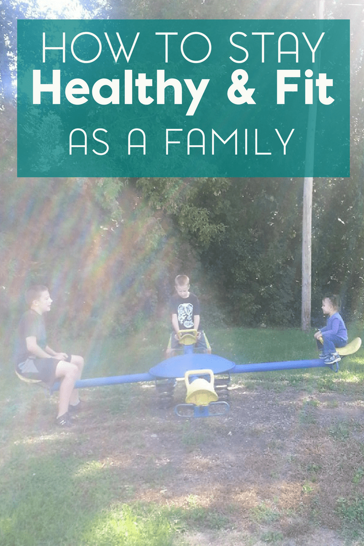 If family fitness is a goal for you, here are 5 easy ways to stay healthy and fit as a family.
