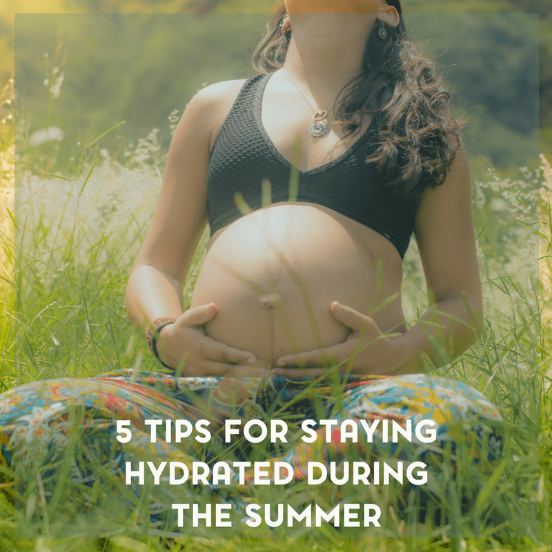 5 Simple Ways Pregnant Women Can Stay Hydrated