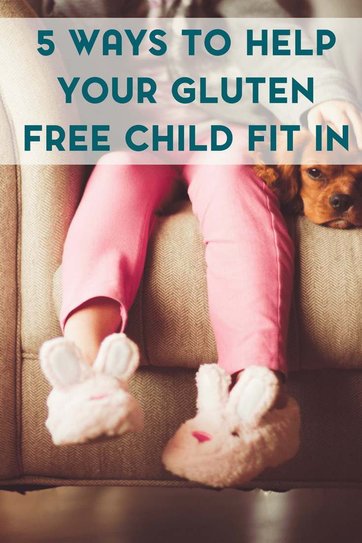 5 Ways to Help Your Gluten Free Child Fit In at School 1