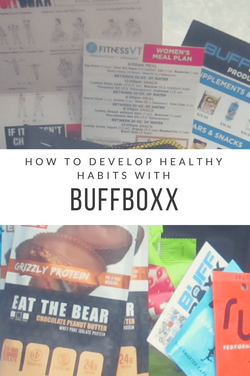 How BuffBoxx Can Help You Meet Your Fitness and Health Goals 1