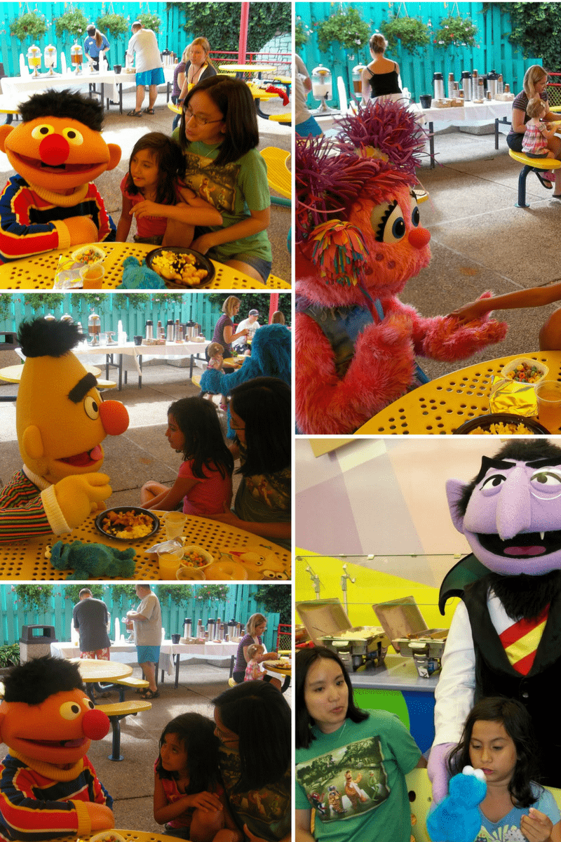 Is the character dining experience worth the price at Sesame Place? Click through to find out!