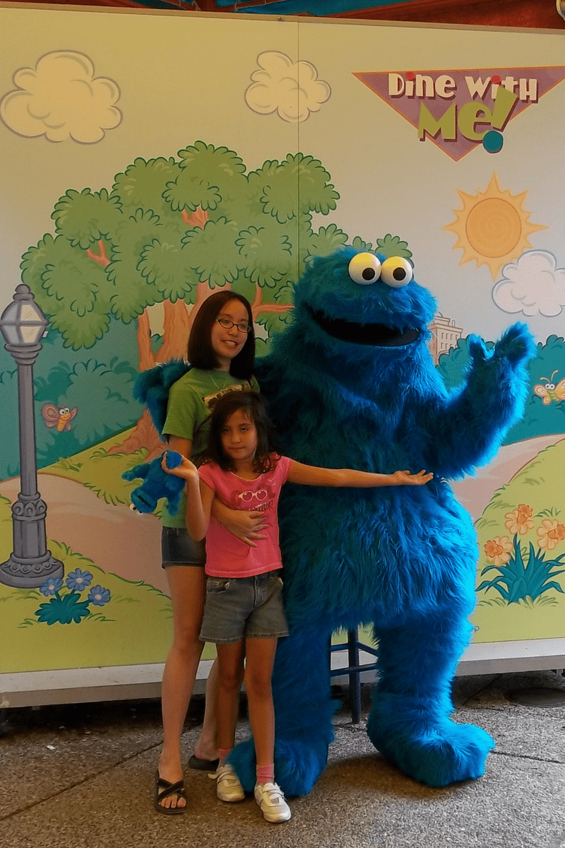 Sesame Place made the most sense to us when it came to picking an autism friendly travel destination.