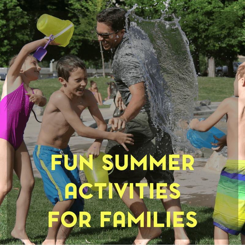 Fun Summer Activities for Families 1