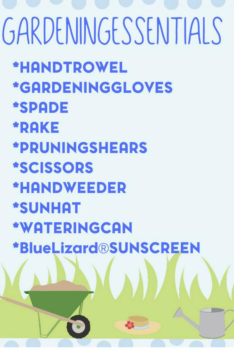Gardening Essentials for the Amateur Gardener 4