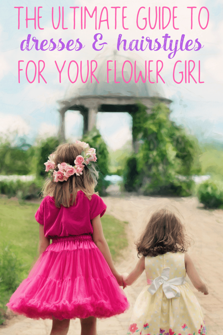 Are you planning a wedding or has your daughter been invited to participate in a wedding? Be sure to check out my ultimate guide to dresses and hairstyles for the flower girl.