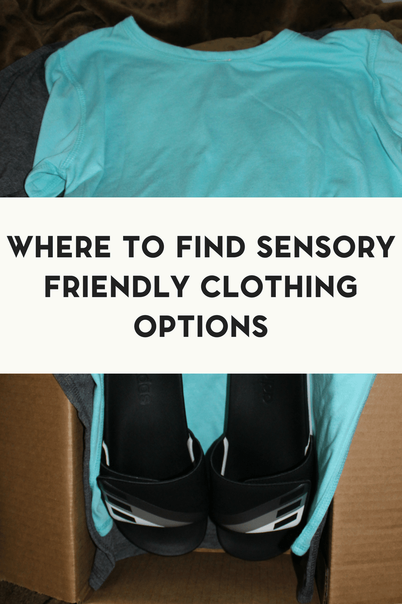 where to find sensory friendly clothing for your autistic