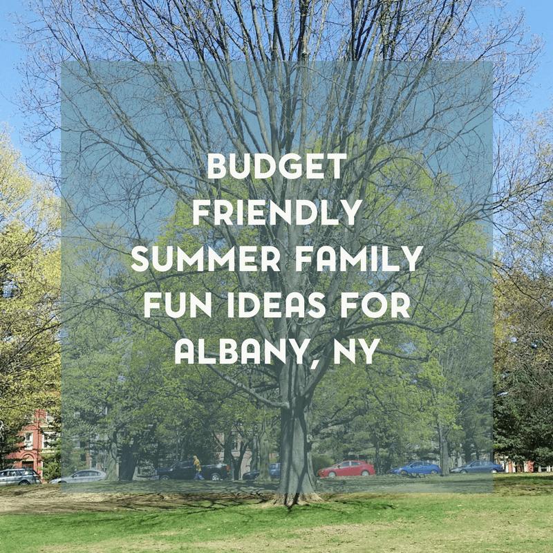 Summer Family Fun Ideas for Albany, NY