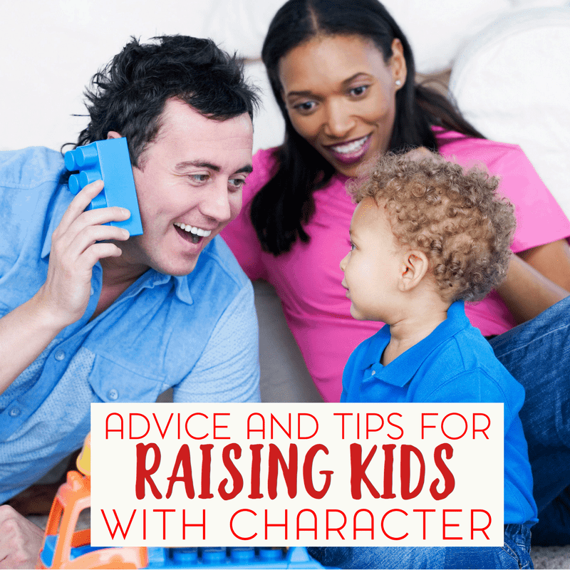 With all of the information out there, it's easy to get overloaded and overwhelmed as a parent. Here are some simple tips for raising kids with character.