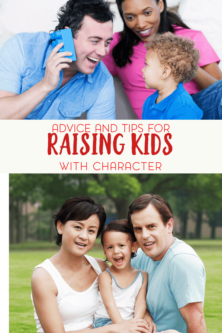 If you feel that your child's attitude is a bit much, try some of these tips for raising kids with character.