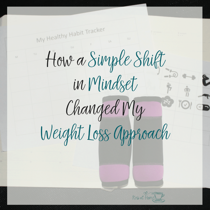 How a Simple Shift in Mindset Changed My Weight Loss Approach 2