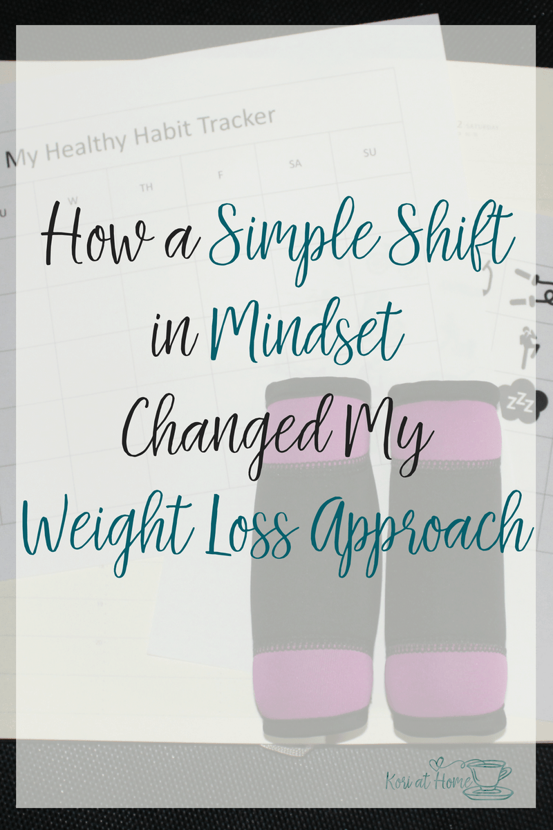 How a Simple Shift in Mindset Changed My Weight Loss Approach 1