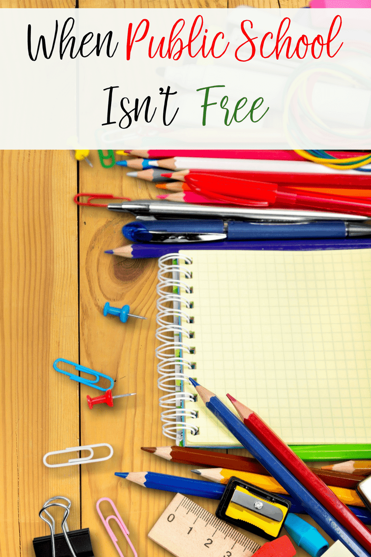Even when you attend public school, there are still unexpected expenses outside of school supplies. Here are some tips for how to budget for the school year.