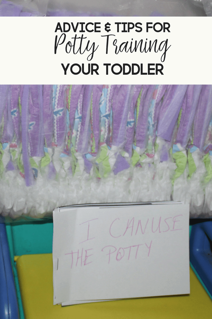 Advice and Tips for How to Potty Train Your Toddler 1