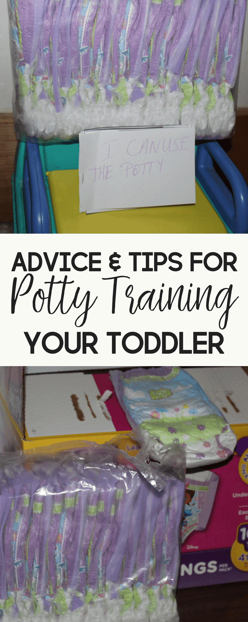Advice and Tips for How to Potty Train Your Toddler 6