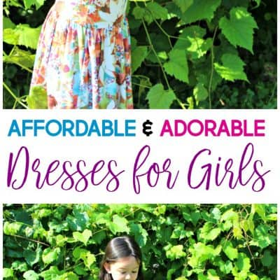 Affordable and Adorable Dresses for Girls from DotDotSmile