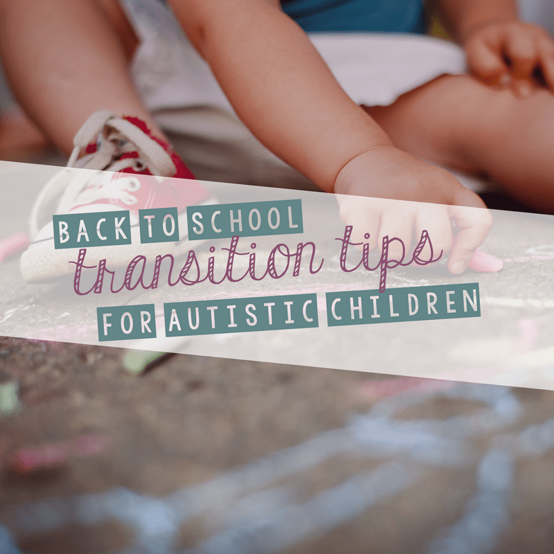 Back to School Transition Tips for Autistic Kids 1