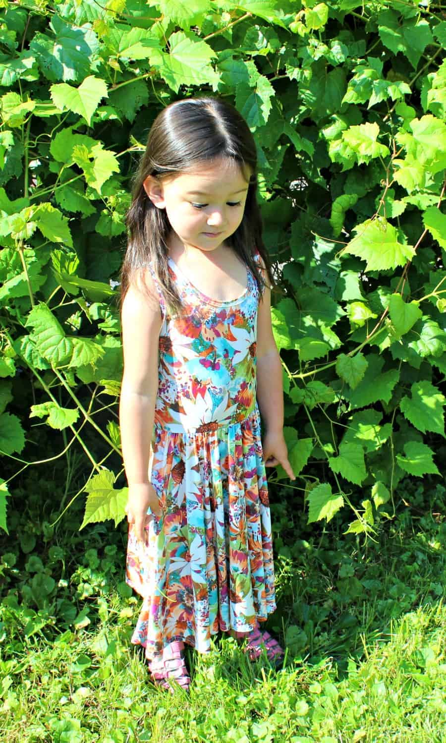 Have you heard of DotDot Smile? They offer affordable and quality dresses for little girls.